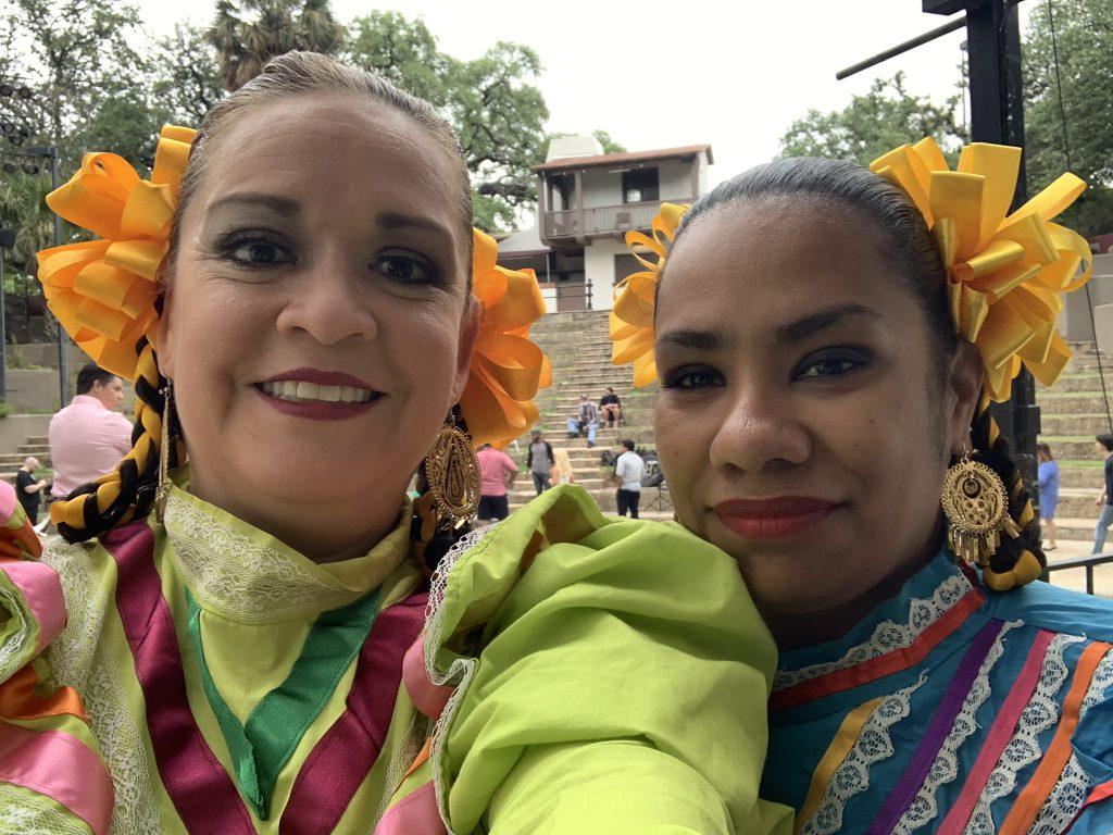 IDCA Helps Promote Fiesta